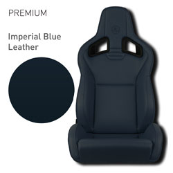Lotus Elise - Imperial Blue Leather